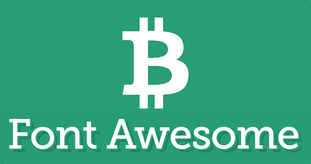 font-awesome-bitcoin